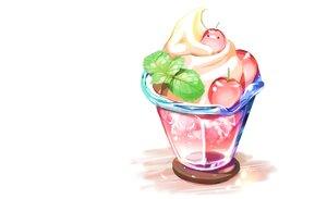 Rating: Safe Score: 21 Tags: animal bird chai_(artist) cherry drink food fruit ice_cream leaves nobody original polychromatic signed white User: otaku_emmy