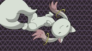 Rating: Safe Score: 14 Tags: kyuubee mahou_shoujo_madoka_magica vector User: RyuZU