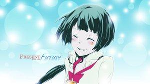 Rating: Safe Score: 8 Tags: blue_hair blush katekyou_hitman_reborn yuni User: mikucchi