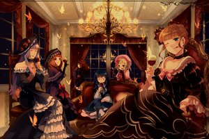 Rating: Safe Score: 274 Tags: beatrice eva-beatrice frederica_bernkastel goth-loli jpeg_artifacts lambdadelta lolita_fashion suzushiro_kurumi umineko_no_naku_koro_ni ushiromiya_ange virgilia User: YagamiShinji