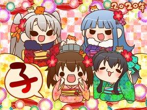 Rating: Safe Score: 19 Tags: amatsukaze_(kancolle) animal black_eyes black_hair blue_hair blush brown_hair cat_smile chibi gray_hair group hatsukaze_(kancolle) japanese_clothes kantai_collection kimono long_hair short_hair tokitsukaze_(kancolle) twintails waifu2x yamaru_(marumarumaru) yukikaze_(kancolle) User: otaku_emmy