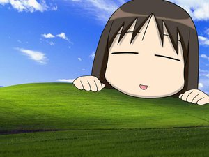 Rating: Safe Score: 18 Tags: azumanga_daioh jpeg_artifacts kasuga_ayumu windows User: Oyashiro-sama