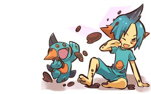 Rating: Safe Score: 28 Tags: marshtomp pokemon User: 秀悟