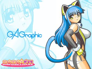 Rating: Safe Score: 7 Tags: animal_ears catgirl gagraphic itokatsu logo zoom_layer User: Oyashiro-sama