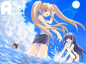 Rating: Safe Score: 3 Tags: dreamsoft swimsuit User: Oyashiro-sama
