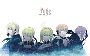 Rating: Safe Score: 39 Tags: aqua_eyes armor artoria_pendragon_(all) bedivere blonde_hair fate/extra fate_(series) fate/stay_night fate/zero gawain lancelot_(fate) mordred pizaya saber short_hair white User: Tensa