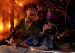 Rating: Safe Score: 20 Tags: moonknives tsubasa_reservoir_chronicle User: 秀悟