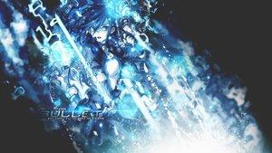 Rating: Safe Score: 163 Tags: blue blue_eyes gun kirigaya_kazuto lightsaber sword sword_art_online third-party_edit watermark weapon User: Stealthbird97