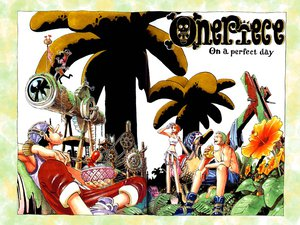 Rating: Safe Score: 14 Tags: monkey_d_luffy nami one_piece roronoa_zoro sanji usopp User: Oyashiro-sama
