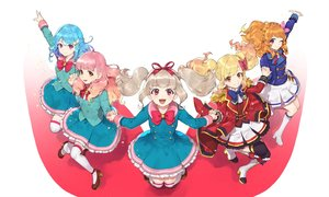Rating: Safe Score: 29 Tags: aikatsu! hitoto long_hair tagme_(character) thighhighs twintails User: Dreista