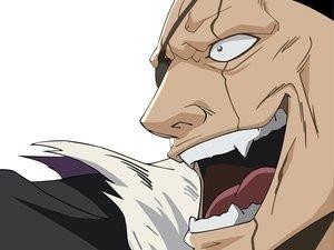Rating: Safe Score: 10 Tags: all_male bleach close male zaraki_kenpachi User: Oyashiro-sama