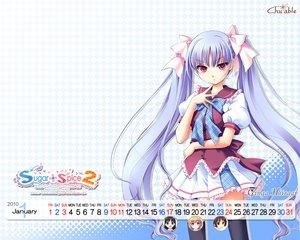 Rating: Safe Score: 41 Tags: calendar ginta hiiragi_ginga ribbons sugar+spice_2 twintails User: Yunocchi