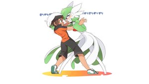 Rating: Safe Score: 106 Tags: bano_akira blush brown_eyes brown_hair gardevoir hat male pokemon red_eyes short_hair yuuki_(pokemon) User: mattiasc02