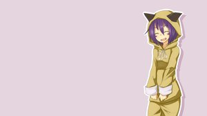 Rating: Safe Score: 106 Tags: animal_ears fang merry_nightmare pajamas purple_hair tagme yumekui_merry User: Medzy