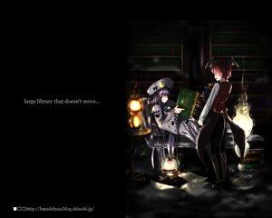 Rating: Safe Score: 19 Tags: demon koakuma patchouli_knowledge touhou User: 秀悟