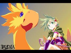 Rating: Safe Score: 17 Tags: chocobo final_fantasy final_fantasy_iv rydia User: Oyashiro-sama
