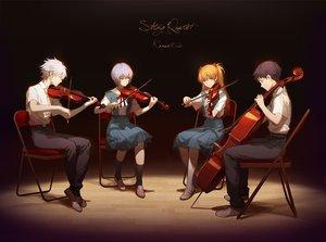 Rating: Safe Score: 96 Tags: asukaziye ayanami_rei group ikari_shinji instrument male nagisa_kaworu neon_genesis_evangelion seifuku soryu_asuka_langley violin User: luckyluna