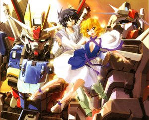 Rating: Safe Score: 26 Tags: gundam_seed gundam_seed_destiny jpeg_artifacts mecha mobile_suit_gundam User: lost91colors