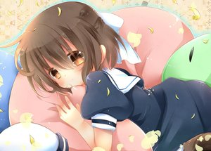Rating: Safe Score: 37 Tags: clannad loli okazaki_ushio tagme_(artist) User: luckyluna