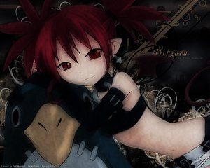 Rating: Safe Score: 34 Tags: disgaea etna pointed_ears prinny User: 秀悟
