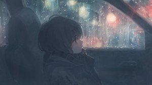 Rating: Safe Score: 79 Tags: building car city hoodie namihaya original rain scarf water User: mattiasc02
