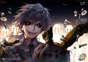 Rating: Safe Score: 4 Tags: five_nights_at_freddy's kawacy purple_guy springtrap User: luckyluna
