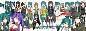 Rating: Safe Score: 146 Tags: 1925_(vocaloid) aqua_hair black_rock_shooter blue_eyes blue_hair deep-sea_girl_(vocaloid) dress flowers green_eyes green_hair group hatsune_miku headphones hello_planet_(vocaloid) koi_wa_sensou_(vocaloid) kuroi_mato long_hair lynne_(vocaloid) melt_(vocaloid) monochro_blue_sky_(vocaloid) musunde_hiraite_rasetsu_to_mukuro_(vocaloid) nisoku_hokou_(vocaloid) purple_hair rolling_girl_(vocaloid) romeo_and_cinderella_(vocaloid) seifuku skirt thighhighs tie twintails vocaloid when_the_first_love_ends_(vocaloid) white world_is_mine_(vocaloid) User: TomomiSuzune