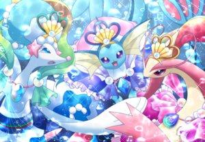 Rating: Safe Score: 17 Tags: maiko_(mimi) milotic pokemon primarina underwater vaporeon water User: otaku_emmy