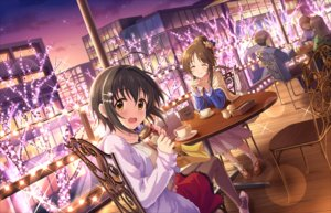 Rating: Safe Score: 27 Tags: annin_doufu idolmaster idolmaster_cinderella_girls idolmaster_cinderella_girls_starlight_stage tagme_(character) User: luckyluna