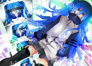 Rating: Safe Score: 101 Tags: blue_hair ene_(kagerou_project) hatsune_miku kagerou_project saya7 vocaloid User: HawthorneKitty
