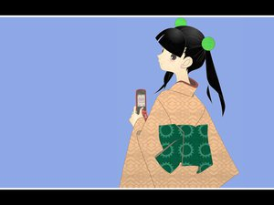 Rating: Safe Score: 9 Tags: otonashi_meru sayonara_zetsubou_sensei User: 秀悟