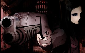 Rating: Safe Score: 38 Tags: ergo_proxy jpeg_artifacts re-l_mayer tagme User: Anime_man