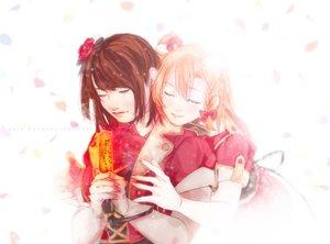 Rating: Safe Score: 31 Tags: kousaka_honoka love_live!_school_idol_project zawawa_(satoukibi1108) User: FormX
