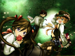 Rating: Safe Score: 10 Tags: alice_(pandora_hearts) duplicate emily_(pandora_hearts) gilbert_nightray oz_vessalius pandora_hearts sharon_rainsworth xerxes_break User: 秀悟