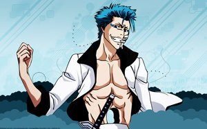 Rating: Safe Score: 0 Tags: all_male bleach grimmjow_jeagerjaques male User: Oyashiro-sama