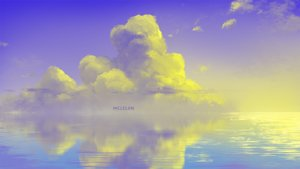 Rating: Safe Score: 31 Tags: clouds mclelun nobody original reflection scenic sky water watermark User: RyuZU