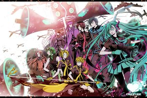 Rating: Safe Score: 88 Tags: aircraft aqua_eyes aqua_hair group gumi hatsune_miku kagamine_len kagamine_rin kaito kamui_gakupo koi_wa_sensou_(vocaloid) long_hair male megurine_luka meiko miki_(vocaloid) short_hair tie twintails vocaloid yuuno_(yukioka) User: HawthorneKitty