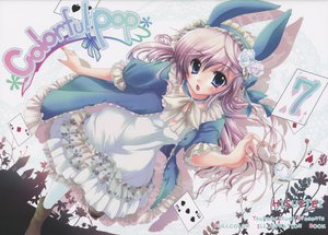 Rating: Safe Score: 27 Tags: alice_in_wonderland animal_ears dress izumi_tsubasu scan User: Xtea