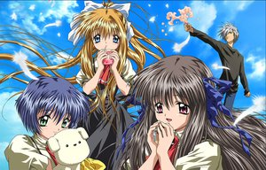 Rating: Safe Score: 4 Tags: air feathers kamio_misuzu key kirishima_kano kunisaki_yukito potato tohno_minagi User: Kel
