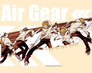 Rating: Safe Score: 18 Tags: air_gear mikura_kazuma oh_great User: Oyashiro-sama