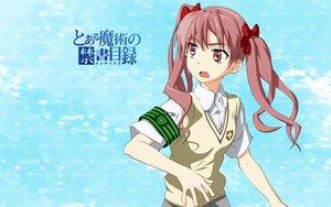 Rating: Safe Score: 12 Tags: bow brown_eyes brown_hair long_hair school_uniform shirai_kuroko to_aru_majutsu_no_index twintails vector water User: rargy