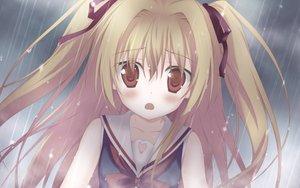 Rating: Safe Score: 71 Tags: blonde_hair favorite game_cg irotoridori_no_hikari irotoridori_no_sekai nikaidou_shinku red_eyes ribbons User: ホタル