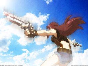 Rating: Safe Score: 37 Tags: black_lagoon gun revy weapon User: Oyashiro-sama
