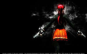 Rating: Safe Score: 40 Tags: black_lagoon gun revy watermark weapon User: pantu
