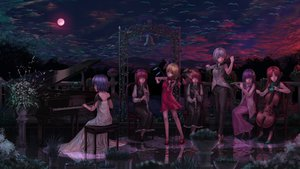 Rating: Safe Score: 118 Tags: chinese_clothes dark demon dress flandre_scarlet flute group hong_meiling instrument izayoi_sakuya koakuma lif_(lif-ppp) moon music night patchouli_knowledge piano remilia_scarlet sky touhou vampire violin wings User: FormX