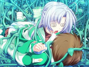 Rating: Safe Score: 6 Tags: alicia_infans bow game_cg long_hair magus_tale purple_hair school_uniform tenmaso whirlpool User: Oyashiro-sama