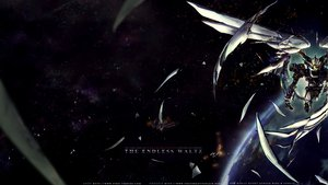 Rating: Safe Score: 72 Tags: earth gundam_wing mecha mobile_suit_gundam planet space stars wings User: Maboroshi
