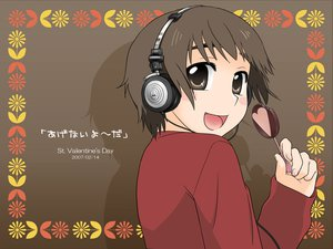 Rating: Safe Score: 4 Tags: headphone_+_musume headphones valentine User: Oyashiro-sama