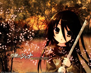 Rating: Safe Score: 21 Tags: itou_noiji shakugan_no_shana shana User: Oyashiro-sama
