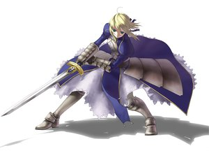 Rating: Safe Score: 12 Tags: fate/stay_night saber white User: HawthorneKitty